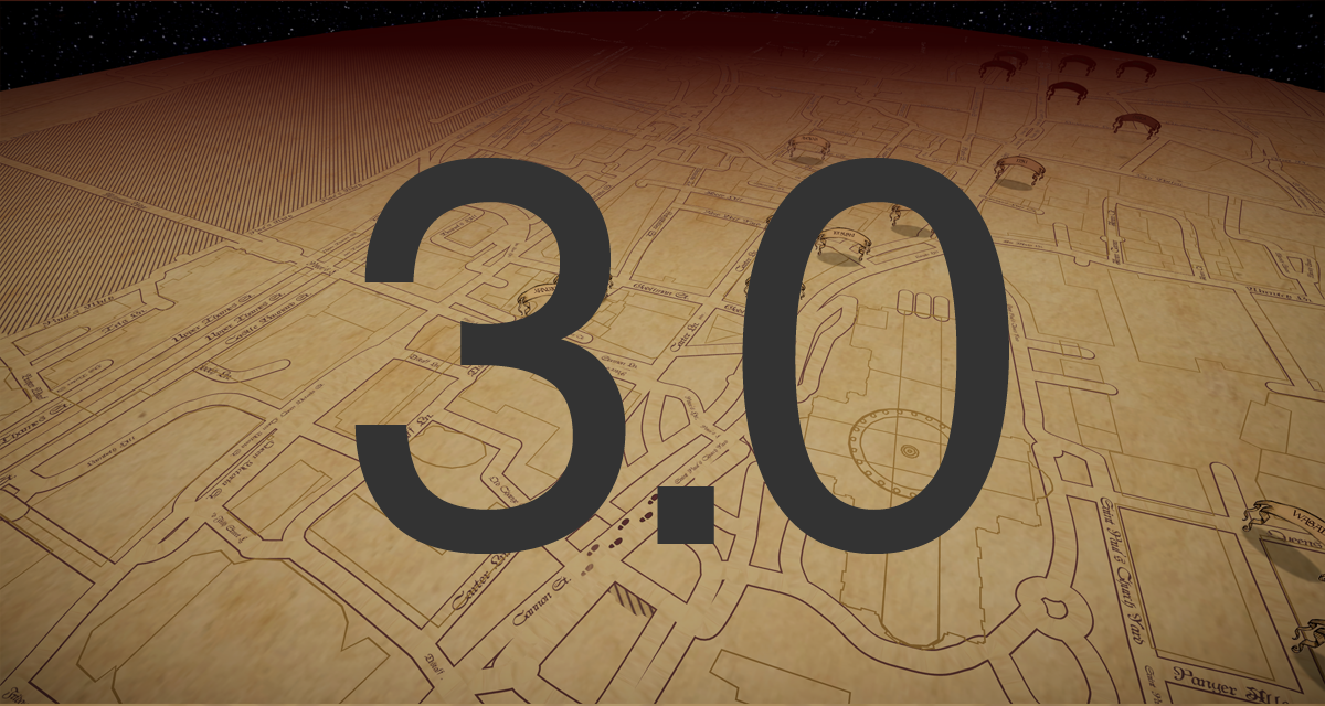 GO Map 3.0 is here!