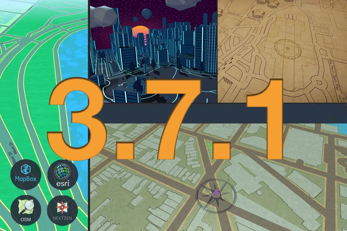 GO Map 3.7.1 is here!